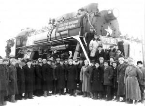 Первый паровоз брянского машиностроительного завода 1892 год