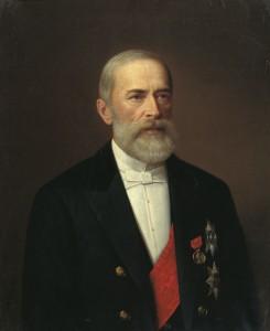 Н.Х. Бунге, министр финансов России в 1881-1886 гг.