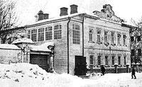Здание фабричной школы Товарищества мануфактур Анны Красильщиковой