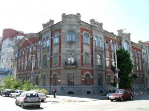 Здание бывшего Департамента казначейства Министерства финансов в  Санкт-Петербурге